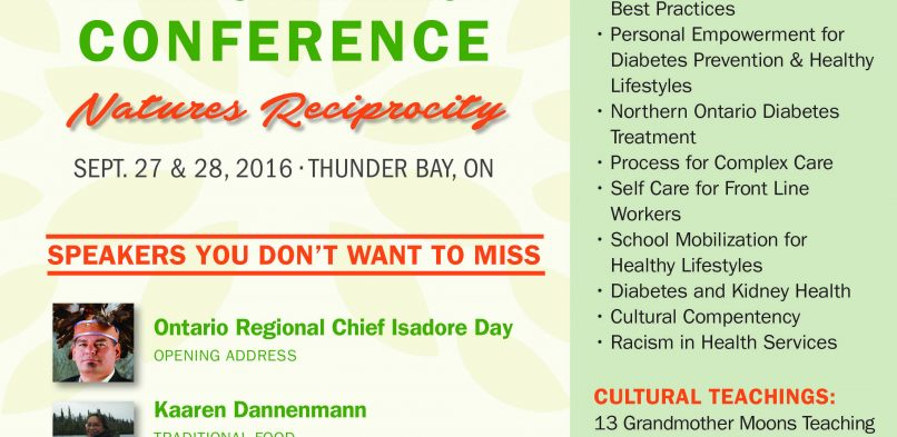 National Indigenous Diabetes Prevention Conference: REGISTRATION OPEN