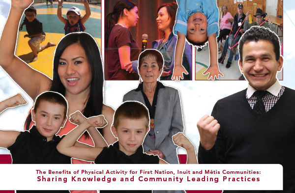 Announcing the Launch of Updated Physical Activity Resources for First Nations, Inuit and Métis Communities!