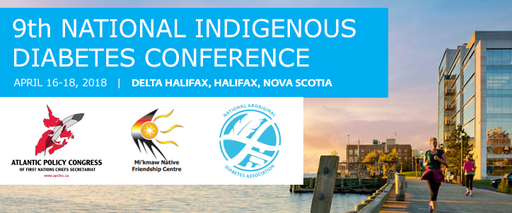 2018 National Indigenous Diabetes Conference Website NOW LIVE!