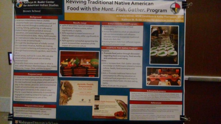 Native American Nutrition Conference 2018