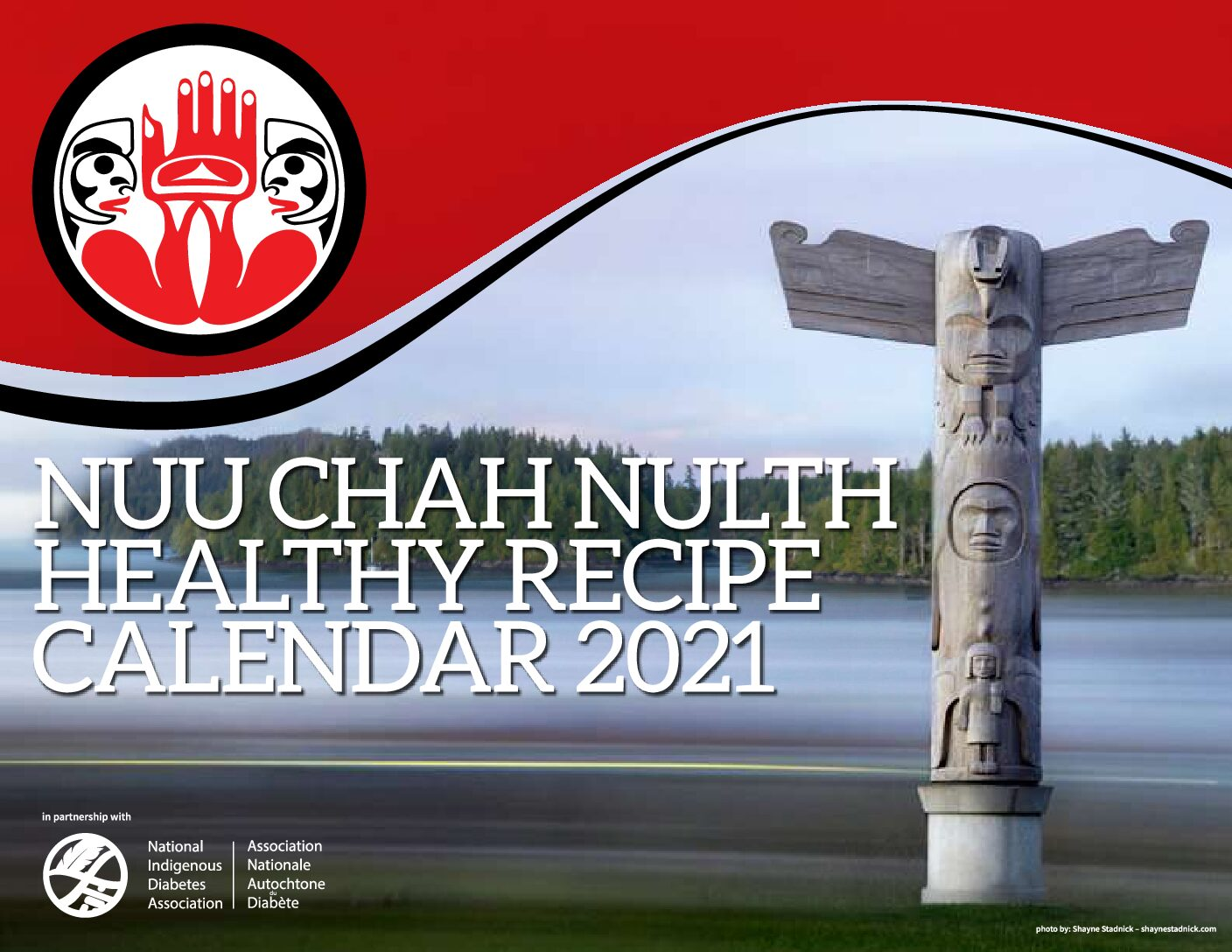 2021 Nuu-chah-nulth Healthy Recipe Calendar