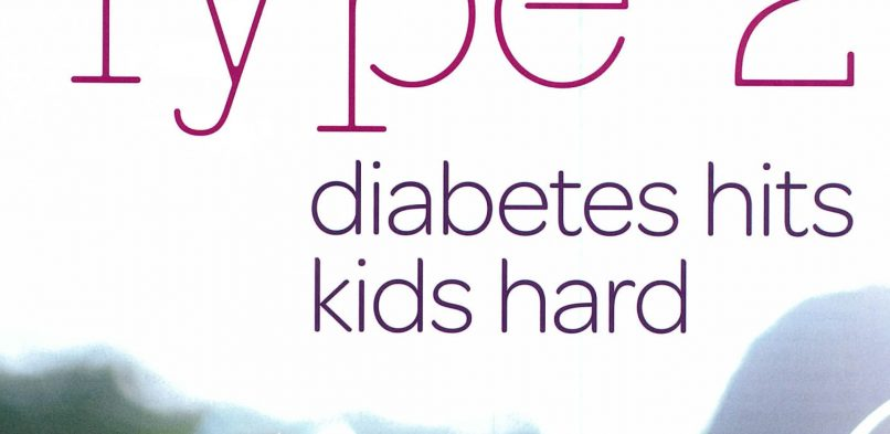 """""""Kids and Type 2 Diabetes"""" article in Summer 2016 edition of Diabetes Dialogue"""