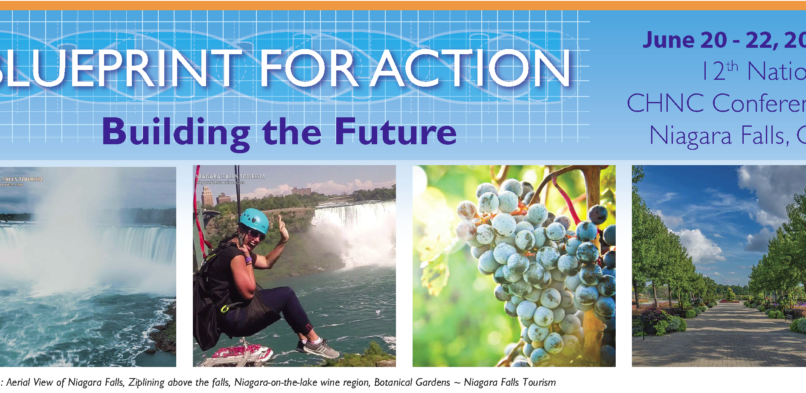 """The 12th National Community Health Nurses of Canada Conference: """"Blueprint for Action, Making Connections"""""""