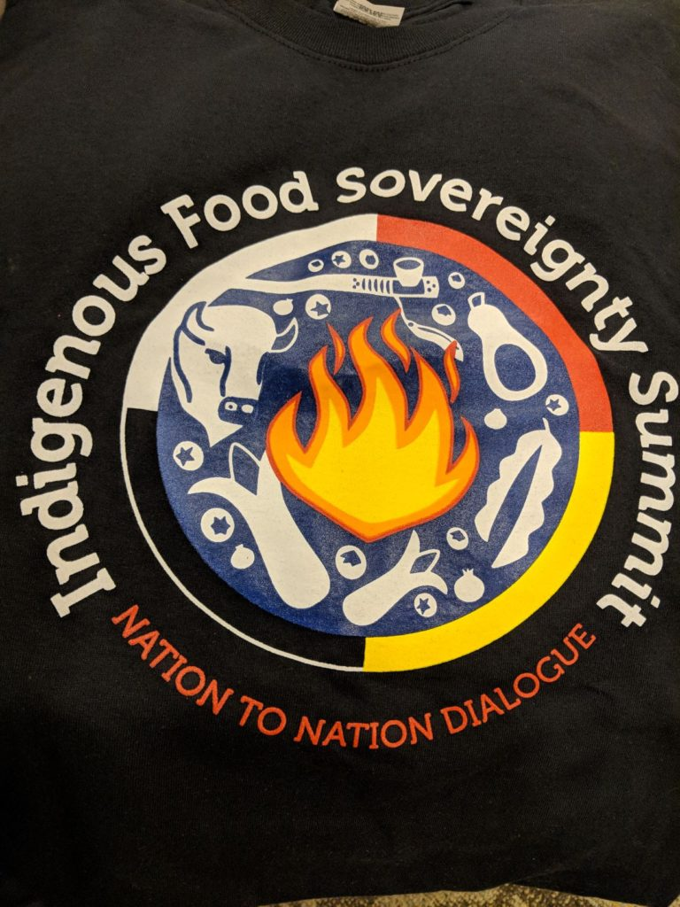 Indigenous Food Sovereignty Summit 2018